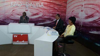 Le Président du CFM invité de l'émission Kaondalina de la TVM (Anosy 23 Février 2018)