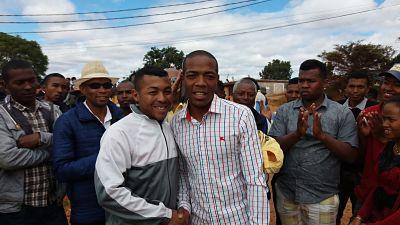 Médiation du CFM lors de l'affrontement interrégional d'étudiants à l'Université d'Antananarivo (Ankatso 03 Juin 2018)